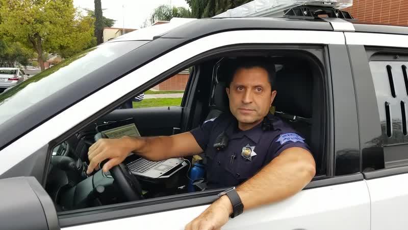 Fresnos corrupt cops do the Walk of shame part 1 TCCW 1st amendment audit