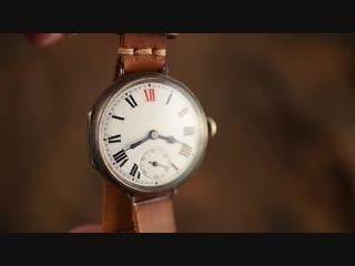 Видео обзор часов Swiss Watch. (Часы Марьяж).