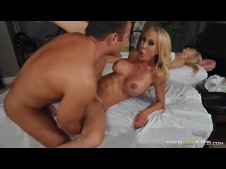 Brandi Love - Porno, Big Tits, Blonde, Bubble Butt, Caucasian, MILF
