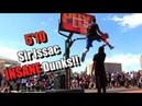 5'10 Sir Issac MONSTER Dunk Mix!! SICK Dunks!