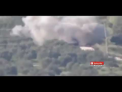 Syrian Army BMP Hit By TOW ATGM Crew Survives Close Call Syria War
