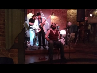 ZebraWood Blues Band - Hoochie Coochie Man
