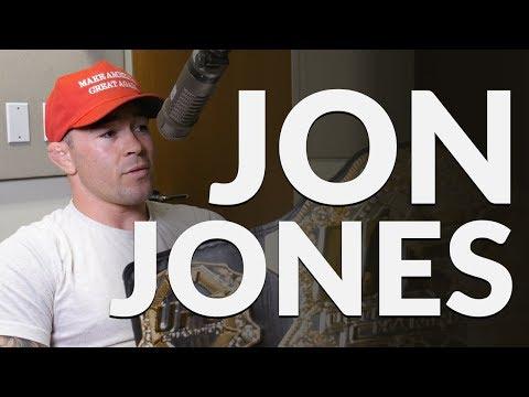 Colby Covington: Jon Jones hid from USADA drug testers under Jackson's MMA cage.