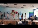 Наш флешмоб на выпускной. 9Г класс❤️ танец с классным руководителем