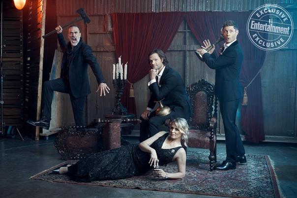 Джаред Падалеки и Дженсен Эклс рассказали, почему 300-й эпизод «Сверхъестественного» не означает скорый конец сериала