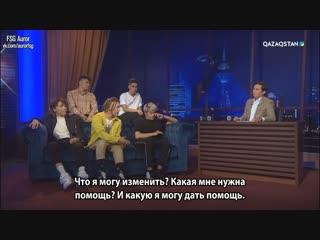 [рус.саб] Ninety One - Tungi studio (Тунгі студия)