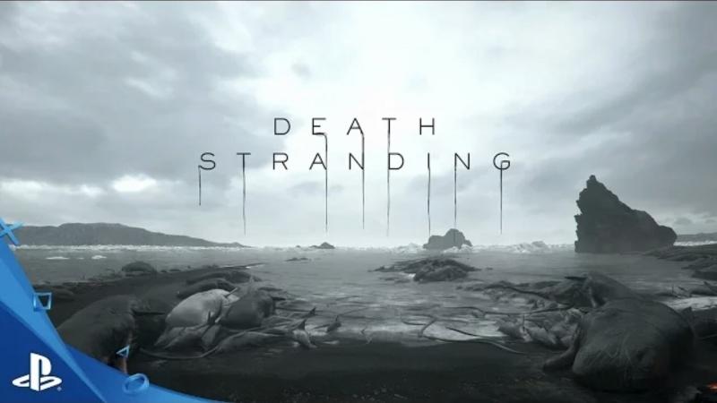 DEATH STRANDING (デス・ストランディング) - Teaser Trailer — E3 2018 ティザートレーラ| Гиги за шаги!