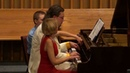 PIANO SYNERGY DUO - Piazzolla. Milonga del Angel , Libertango .
