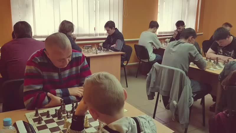 Кубок Губернатора по быстрым шахматам 2019 Калининград