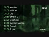 Vecster and eM Kay Oxy, Smoky D, Lina Solar, Quinta Essentia, Gvozd, Toper - Live @ Nuke Lab Rampa Thrash (09.11.2018)
