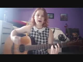 Bullet With Butterfly Wings - Smashing Pumpkins Cover (Sarah Jane Music)
