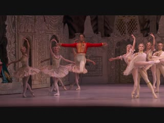 Щелкунчик - 2018 - (2-акт)-Royal Ballet