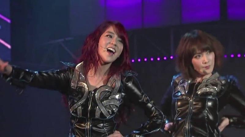 KARA - Step, Wanna, Jumping @ Live in Seoul Karasia 2012