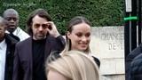 Olivia Wilde and Jason Sudeikis - Valentino SS19 fashion show - 30.09.2018