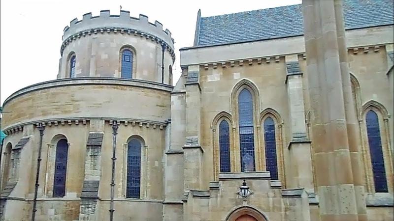 Temple Church, in London