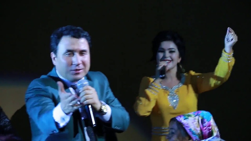 Ойбек ва Садокат - Модарчонам (Консерт 2017)