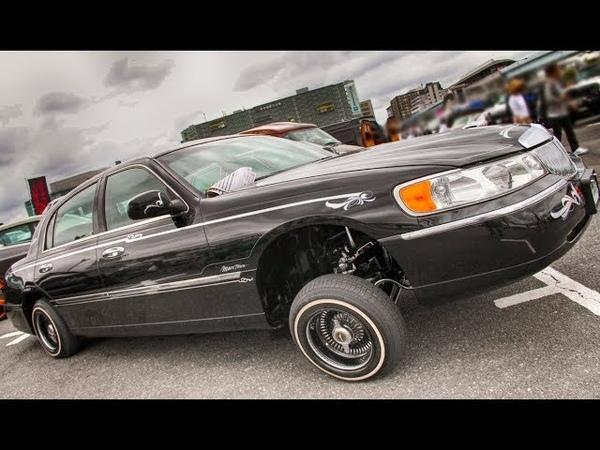 Lincoln Town Car 2001 Custom Car LowRider SCN2017