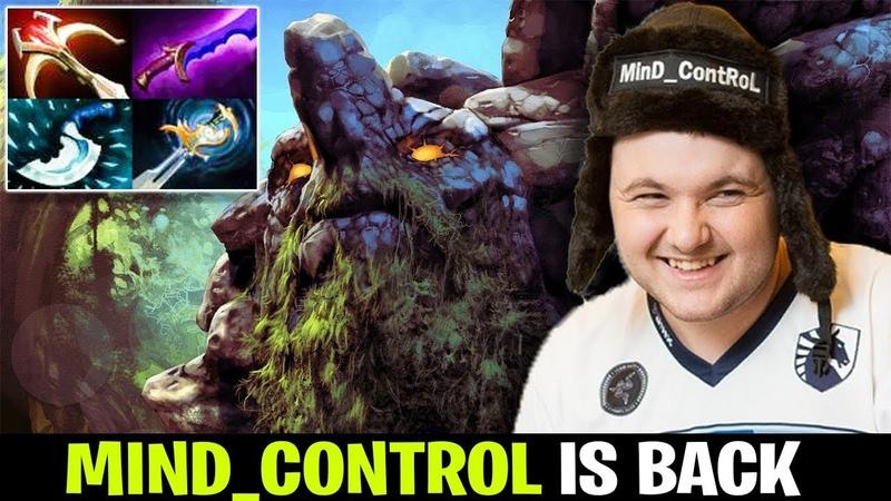 MindControl is Back to Dota with Tiny vs Winstrike.Nongrata Mirana