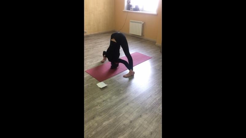 Хатха йога с Натальей Бабановой