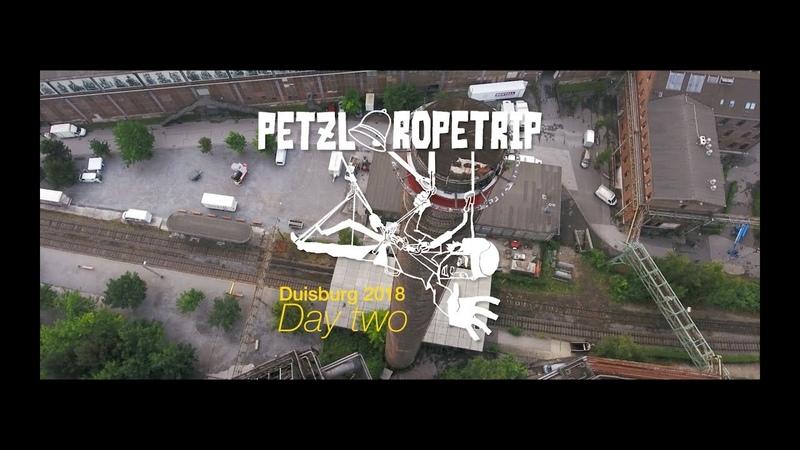 Petzl RopeTrip 2018 Duisburg Day 2