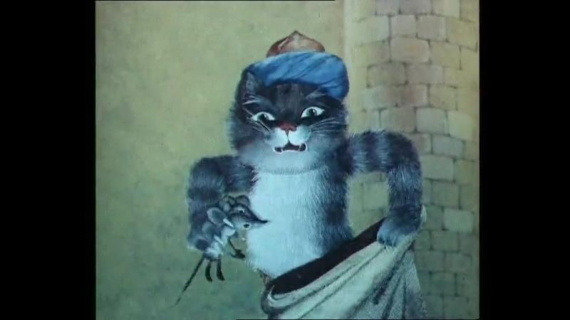 КАК КОТ С МЫШАМИ ВОЕВАЛ 1986 ♥ Добрые советские мультфильмы ♥ httpvk.com_club