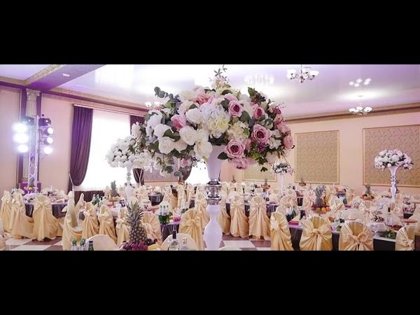Армянские танцы на свадьбе.
