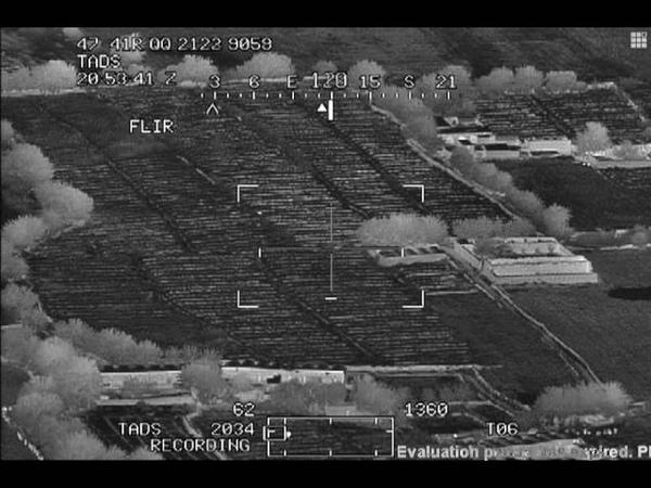 Apache near Howz-E-Madad for Op Spinarwa, 2009 Part 1