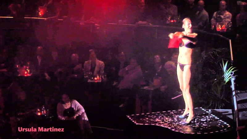 Ursula Martinez, 'Hanky Panky', Magic Striptease - (MA Nudity)