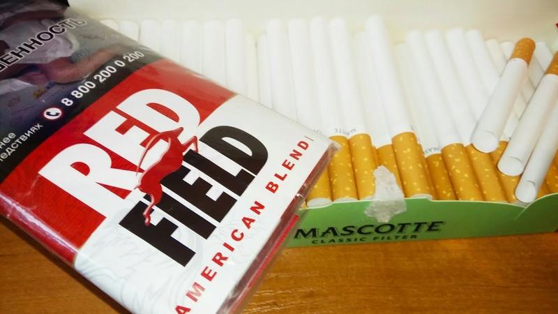 RED FIELD Американ Бленд