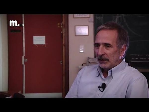Δρ Μάνος Δανέζης Εκπομπή Φυγόκεντρος Μακεδονία