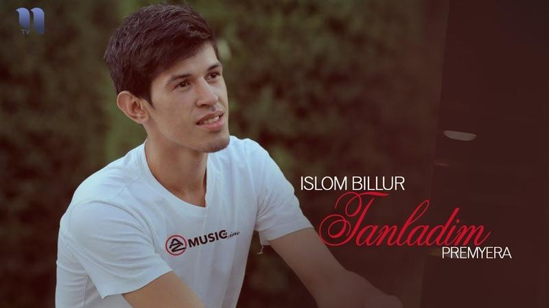 Islom Billur - Tanladim | Ислом Биллур - Танладим (music version)