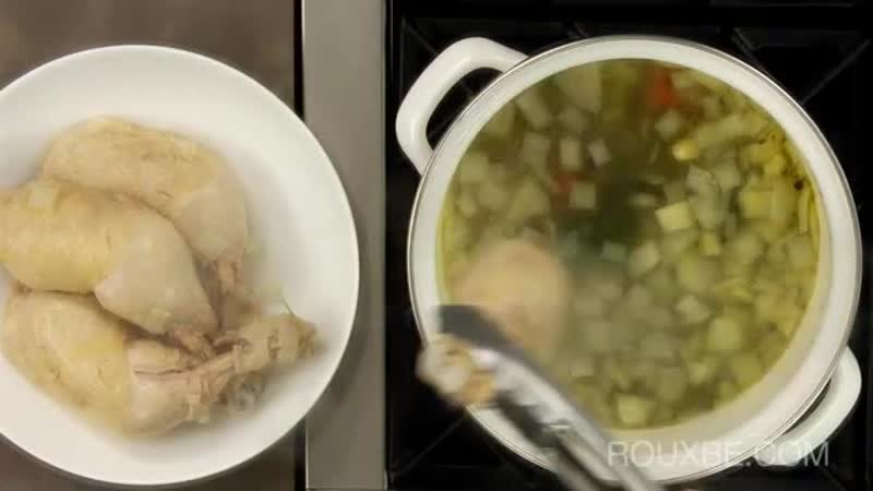 02 - The Difference Between Broth Stock