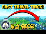TRICK Cross Map in 5 SECONDS! - Fortnite Funny Fails and WTF Moments! #350