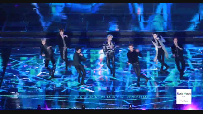 [VK][190115] MONSTA X fancam - (I.M) Possible Jealousy Shoot Out @ Seoul Music Awards 2019