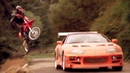 FAST and FURIOUS Chasing Killers Charger Supra vs Motorbikes 1080HD