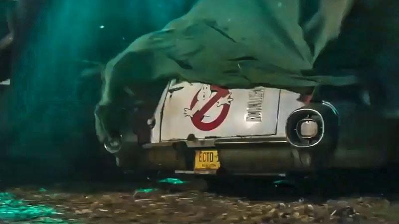 Охотники за привидениями 3 (2020) — Тизер