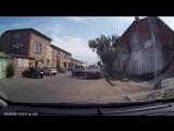 28.07.18 дама скрылась с места происшествия на Татар-Базаре, Астрахань
