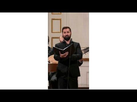 Chrisophe Dumaux San Giovanni Battista Stradella Amiche selve Vaclav Luks