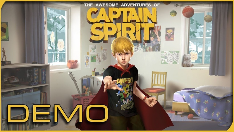 [The Awesome Adventures of Capitan Spirit] Да здравствует Воображляндия =)