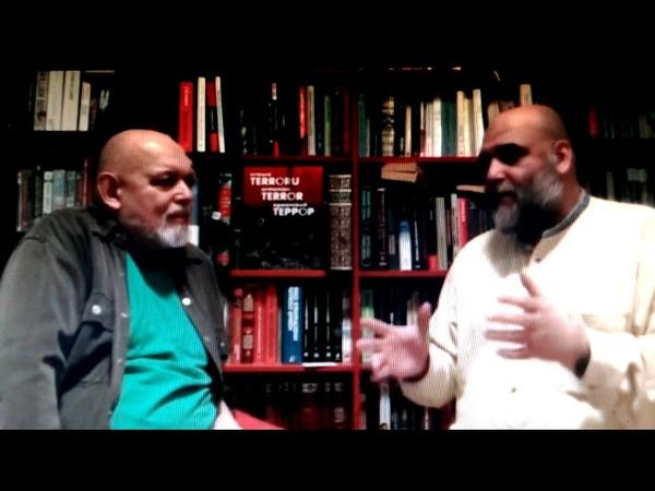 Беседа Отца и Сына о Родине Гейдар и Орхан Джемаль👍 1 част