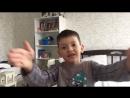 Поёт мой внук Сеня Лозовик, 7 лет
