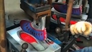 How the Inexpensive Sneakers is Made   Excursion to the Chinese Factory