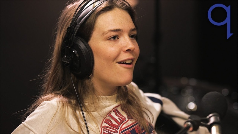 Интервью для «q on cbc»: The rise of Maggie Rogers: From viral hit to the stage of SNL