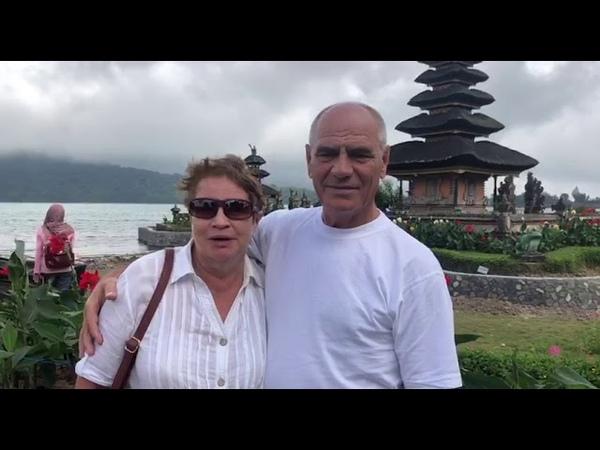отзывы Emperum от семьи Воробьевых Бали, храм URA ULUN DANU BRATAN 2018