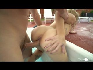 Skylar Valentine [ПОРНО ВК, new Porn vk, HD 1080, Teen, Petite, Straight, Facial, Outdoors]