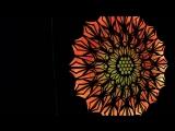 Магический орнаментальный светильник от IVAN LEONOV