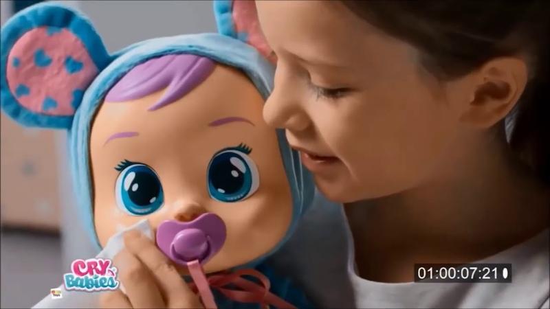 Crybabies Плачущий младенец IMC Toys