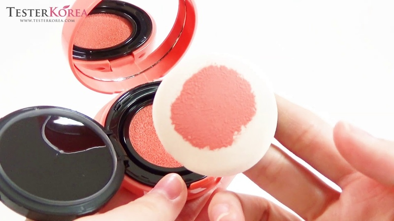 [TESTERKOREA] STYLENANDA 3CE Blush Cushion 8g peach