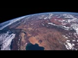 ORBIT - A Journey Around Earth in Real Time 4k