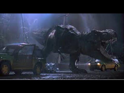 Jurassic Park - First T-Rex Roar